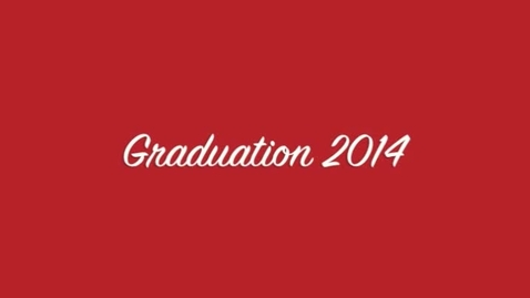 Thumbnail for entry Graduation 2014