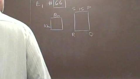 Thumbnail for entry Mr. Segula E1 Problem 66