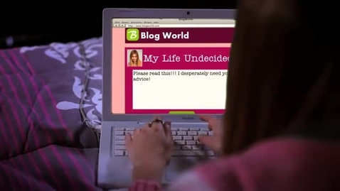 Thumbnail for entry My Life Undecided Book Trailer
