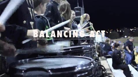 Thumbnail for entry The Balancing Act