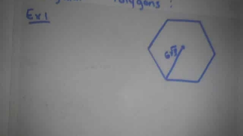 Thumbnail for entry Area of Regular Polygons
