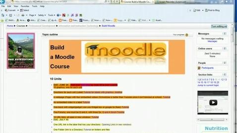 Thumbnail for entry Moodle Blocks