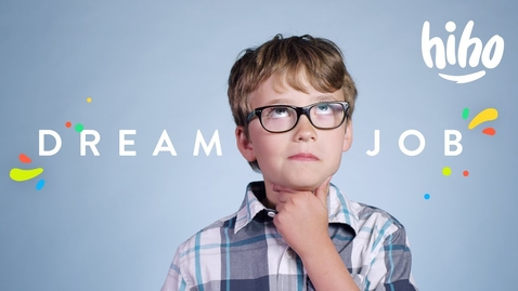 Thumbnail for entry 100 Kids Tell Us What They Want to Be When They Grow Up | 100 Kids | HiHo Kids