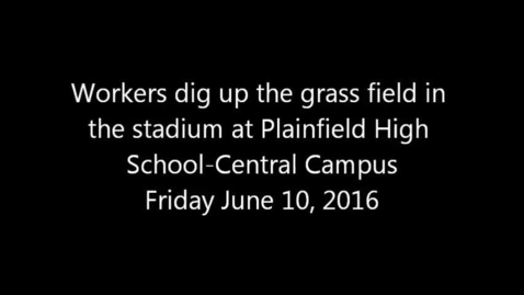 Thumbnail for entry Time lapse video of PHS-CC turf removal, 06.10.2016