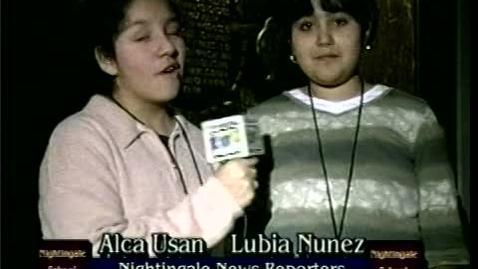Thumbnail for entry Adler Planetarium 2000 Lunar eclipse Kid witness news KWN Nightingale School