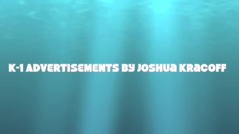 Thumbnail for entry Joshua K 8B