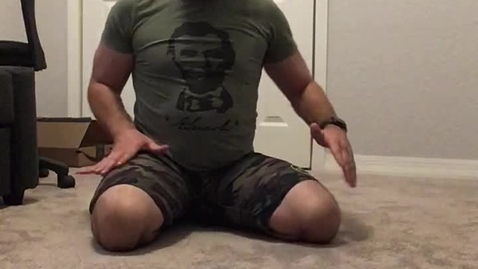 Thumbnail for entry Bodyweight hip opener Week 2 & 3