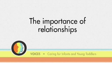 Thumbnail for entry CHP 4 -- The Importance of Relationships