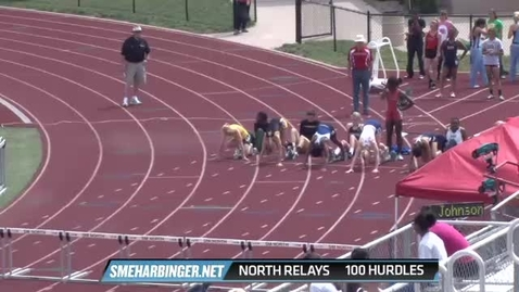 Thumbnail for entry North Relays Prelims