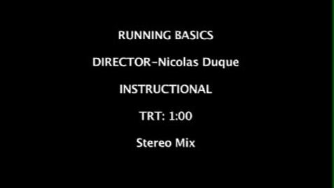 Thumbnail for entry Running Basics