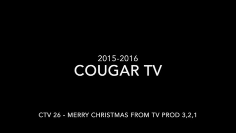 Thumbnail for entry Capital High School 2015-2016 Cougar TV Show 26
