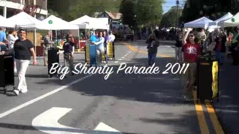 Thumbnail for entry Cart Blanche at Big Shanty 2011