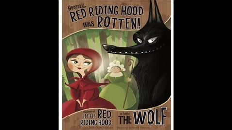 Thumbnail for entry Little Red Riding Hood Was Rotten