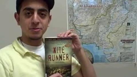 Thumbnail for entry JHS Book Trailer: The Kite Runner