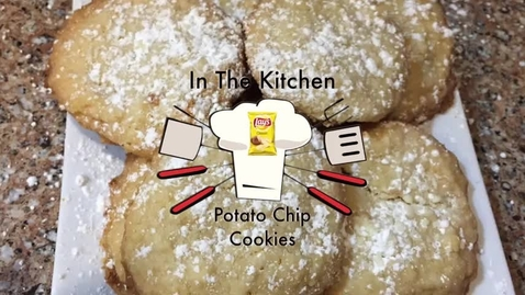 Thumbnail for entry Abbe Pannucci makes Potato Chip Cookies