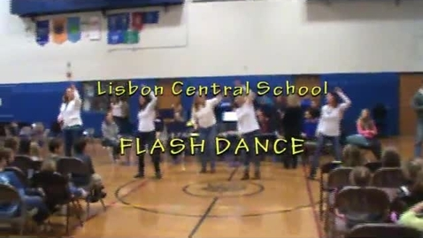 Thumbnail for entry LCS Teachers and Staff Flash Dance