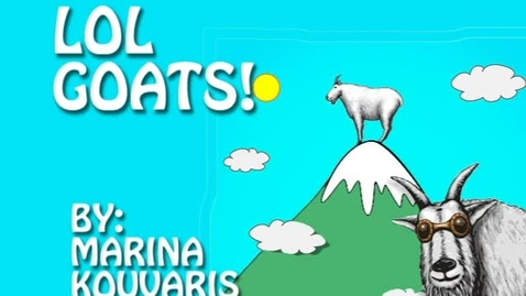 Thumbnail for entry LOL Goats - WSCN (2009-2010)