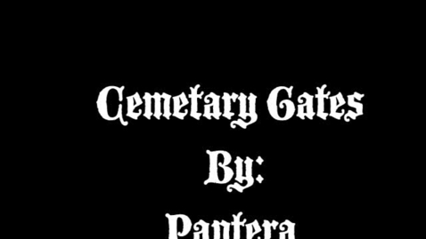Thumbnail for entry Cemetery Gates Garland