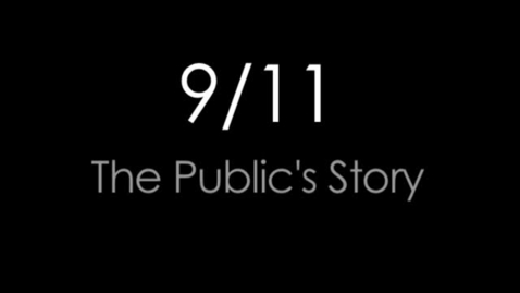 Thumbnail for entry 9/11: The Public's Story