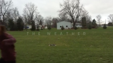 Thumbnail for entry Weather of Thanksgiving Week