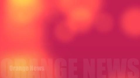Thumbnail for entry Orange News 5-8-2014