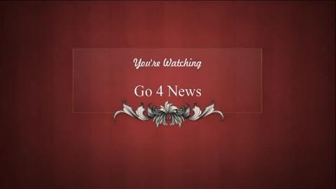 Thumbnail for entry 10-18-12 Go 4 News