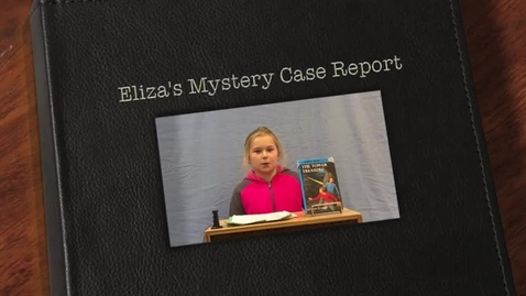 Thumbnail for entry Nic's Mystery Case Report