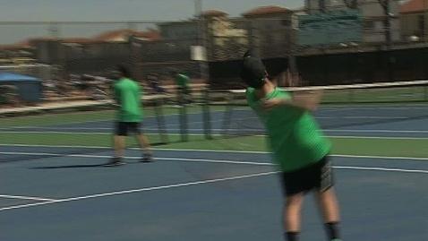 Thumbnail for entry GHCHS Boys Tennis vs Birmingham CHS 3-27-12