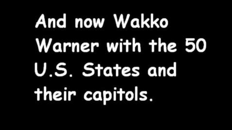 Thumbnail for entry Wakko's States and Capitols lyrics