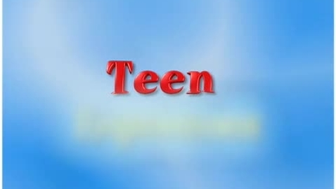 Thumbnail for entry Teen Empowerment