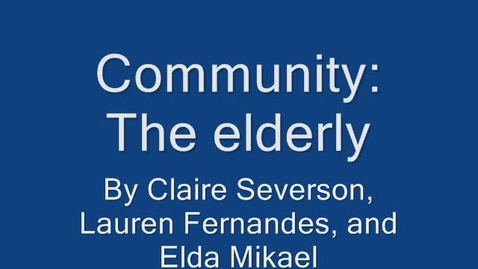 Thumbnail for entry Elda-Claire-Lauren-(Junior Project)