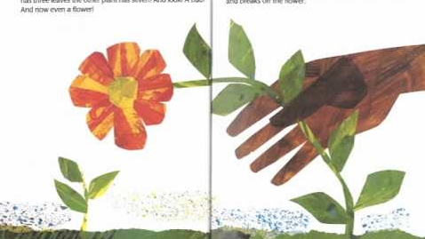 Thumbnail for entry The Tiny Seed by Eric Carle