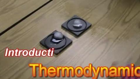 Thumbnail for entry Thermodynamics