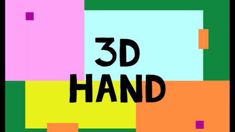 Thumbnail for entry 3D Hand