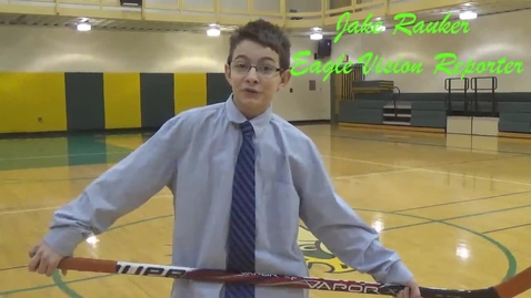 Thumbnail for entry Hockey Trick Shots