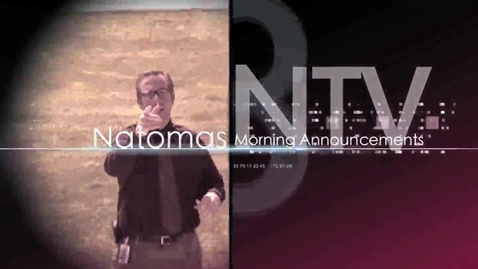 Thumbnail for entry NTV March 20, 2013