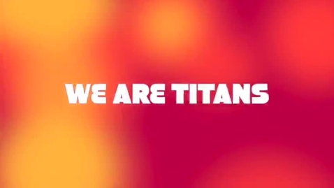 Thumbnail for entry We are Titans at Longfellow!