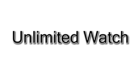 Thumbnail for entry Unlimited Watch Commercial