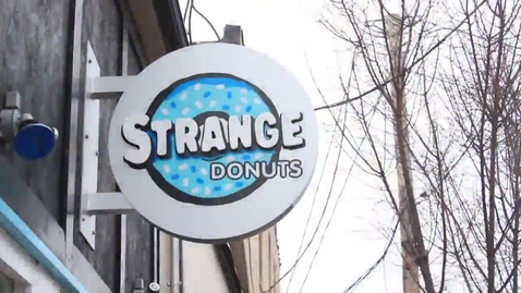 Thumbnail for entry Strange Donuts