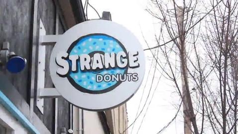 Thumbnail for entry Strange Donuts
