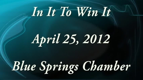 Thumbnail for entry In it to Win It 2012