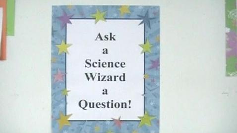 Thumbnail for entry Cambridge Science Wizards: Paul explains blue blood