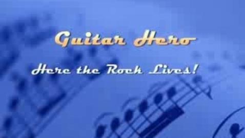 Thumbnail for entry Guitar Hero Club