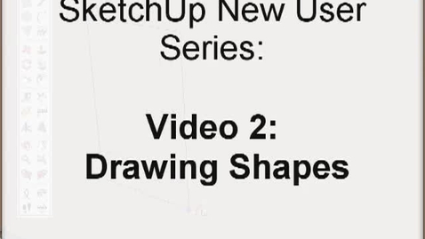 Thumbnail for entry New Users 2: Drawing Shapes