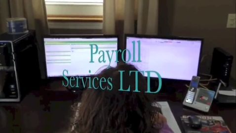 Thumbnail for entry Payroll Services LTD