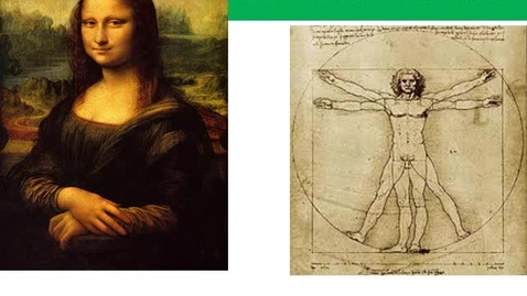 Thumbnail for entry Leonardo da Vinci