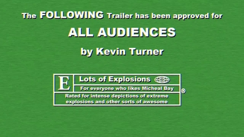Thumbnail for entry Explosions the Movie