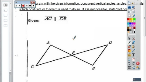 Thumbnail for entry Informal Congruence of Triangles Math 2
