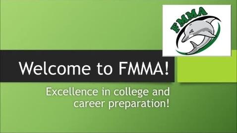 Thumbnail for entry FMMA November 2014 Activities