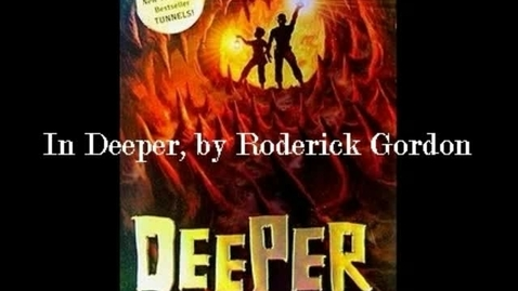 Thumbnail for entry Deeper by Roderick Gordan and Brian Williams